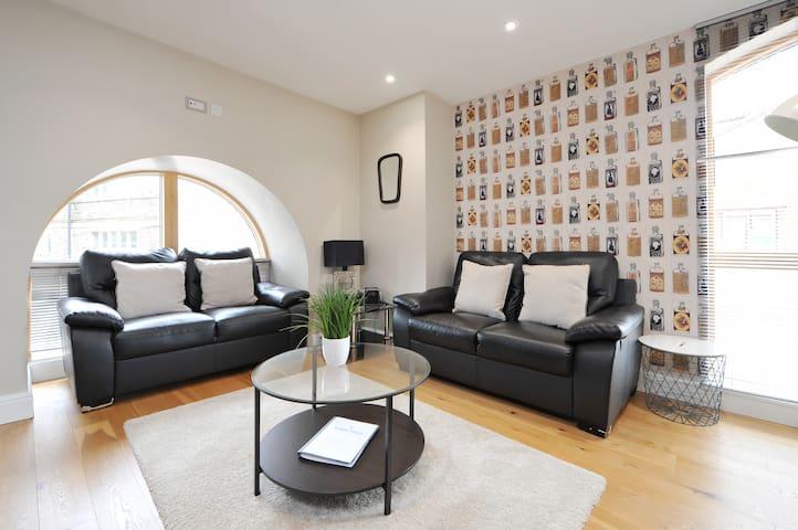 Fantastic 2-bed City Centre apartment