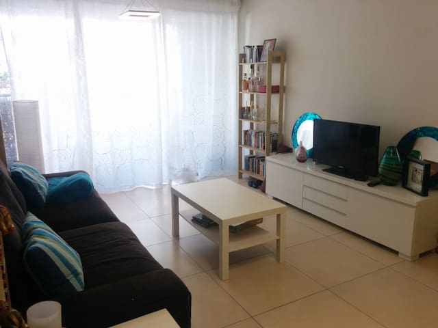 Central Raanna: 3 Bedrooms - Ra'anana - Lägenhet