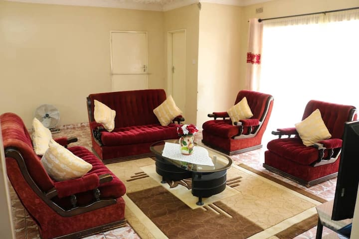 Spacious Tawana Guest House ..!!