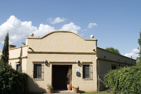ARECO/Casa de campo con pileta - San Antonio de Areco - Ház