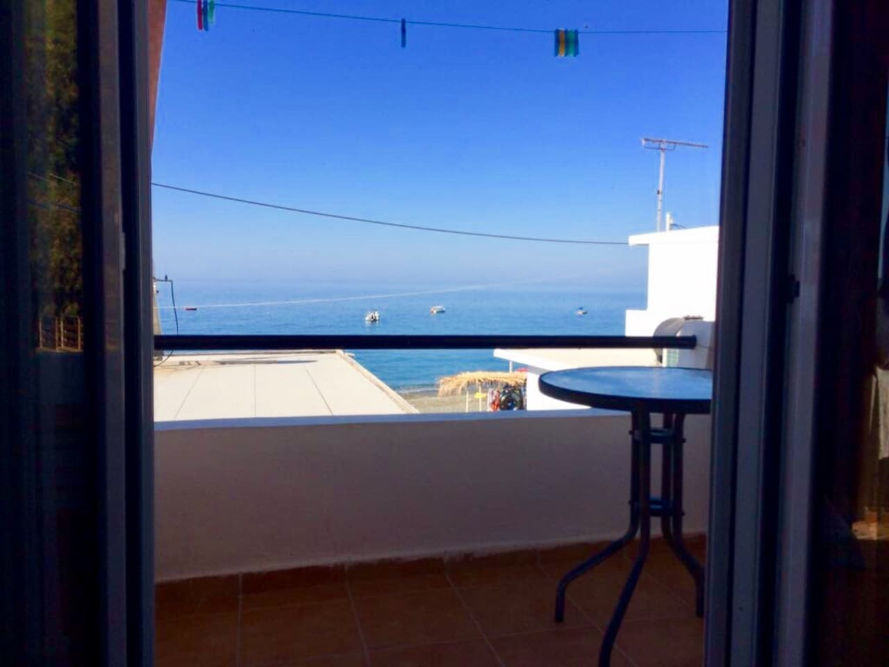 Sea View from your Bedroom