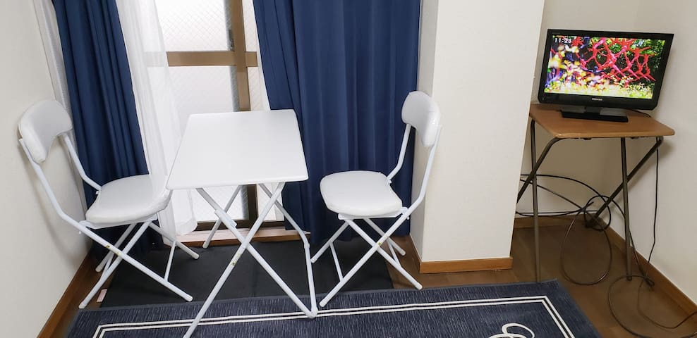 2min from Nippori station   SUMOÙ ROOM 203