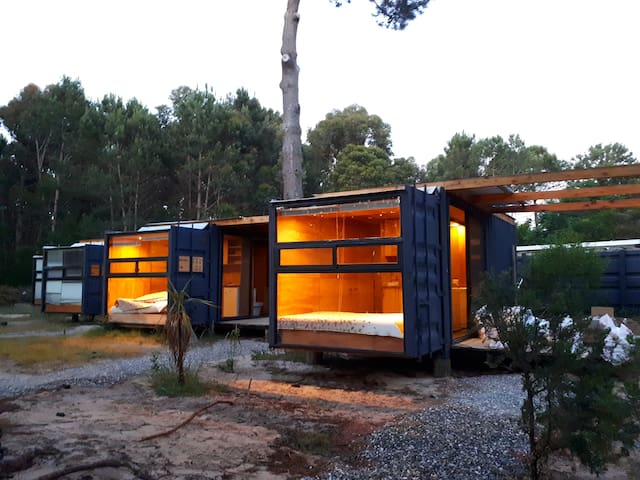 Tiny Houses - Bungalows - Casitas - Modulos