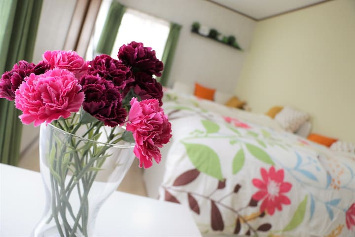【1st anniversary discount】UPHOUSE 7☆Accommodation