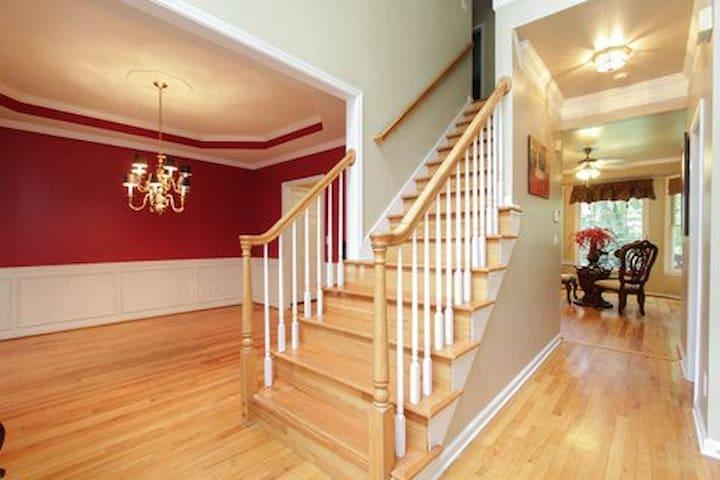 Mi-Casa (Jonesboro) 4 BD, 3 BA - Jonesboro - Haus