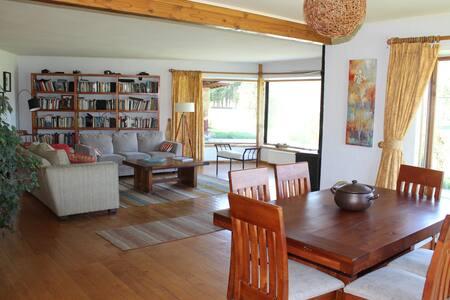Amplia casa de campo a 6 minutos de Villarrica