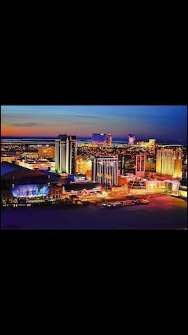Atlantic city大西洋城公寓walk to beach - Atlantic City - Apartment
