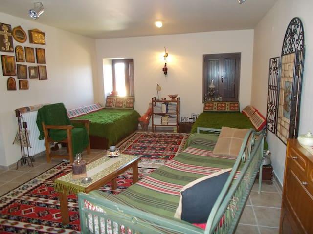Παραδοσιακή κατοικία κοντά στα Ιωάννινα