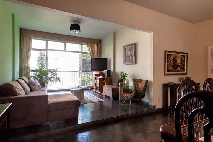Room in comfortable apartment!