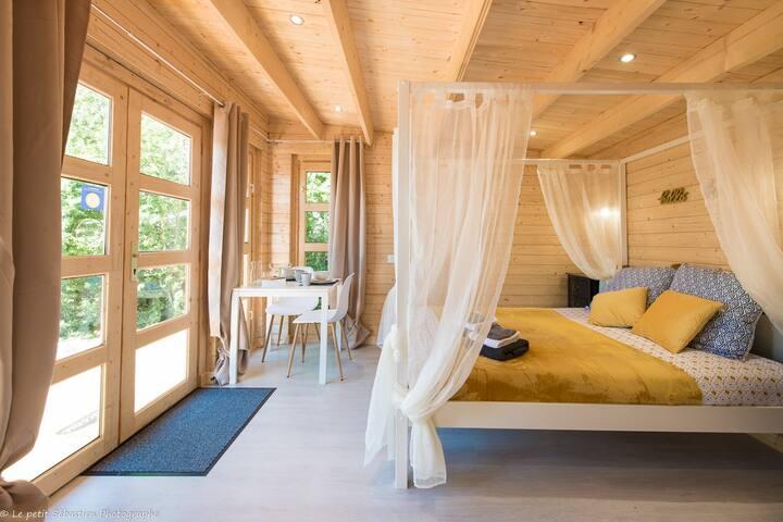 Hébergement Insolite Lodge Norvégien