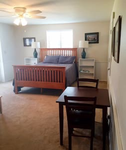 Peaceful Island Studio Apartment - South Padre Island - Apartamento
