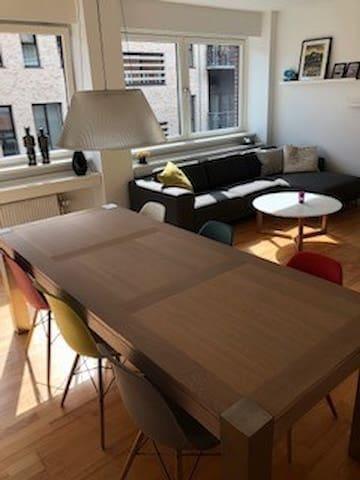 Moderne Lejlighed midt i Esbjerg