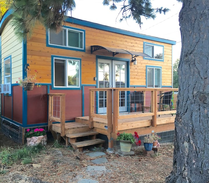 Tiny House Eugene Friendly Area Quiet and Private
