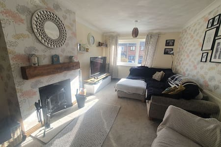Pet friendly house Barnsley