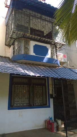 short stay in the Heart of goa - Candolim - Haus