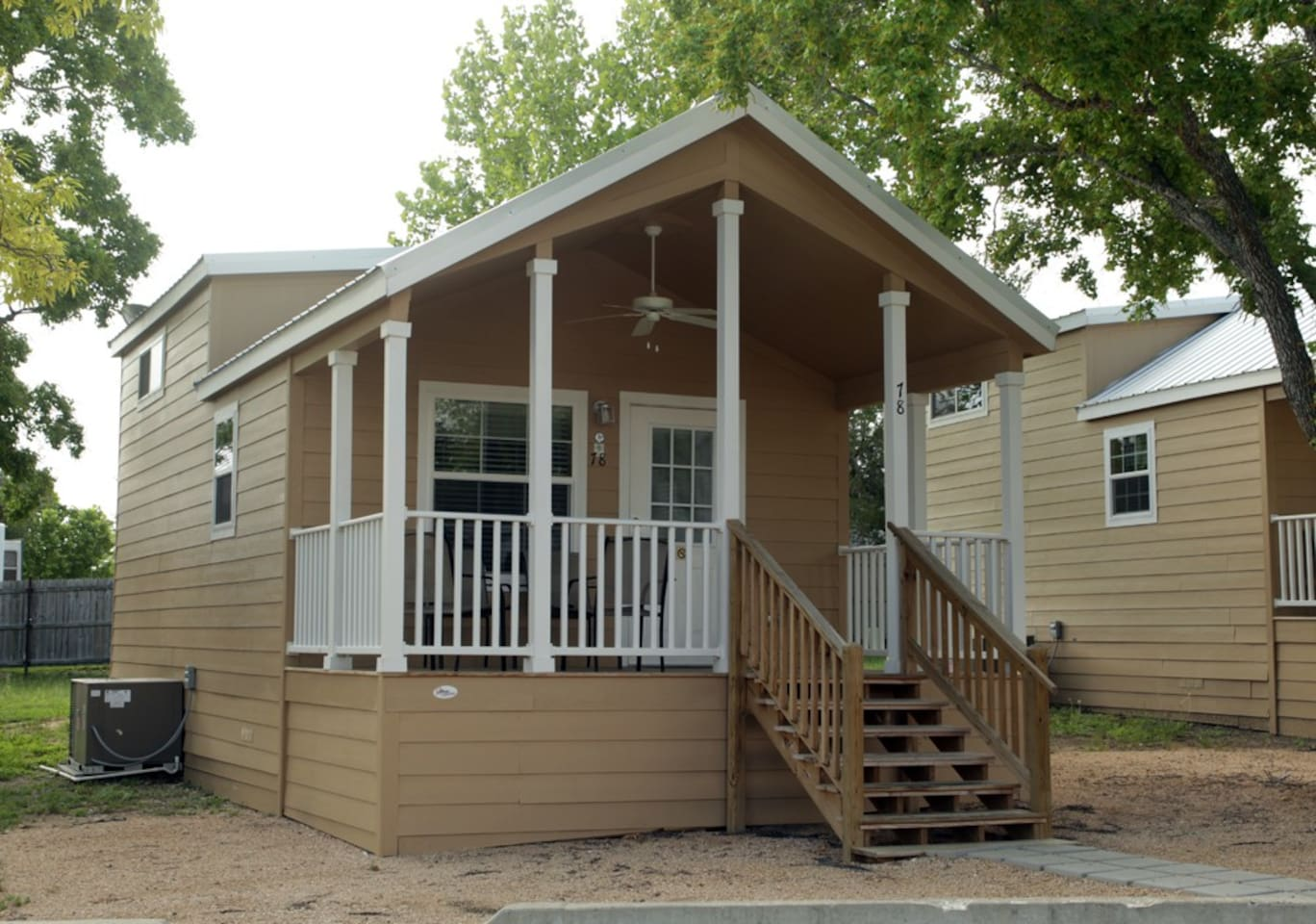 Guadalupe Cottage in New Braunfels, Texas