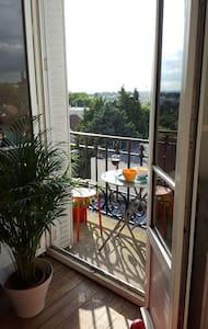 Vue sur Paris - Nogent-sur-Marne - Διαμέρισμα