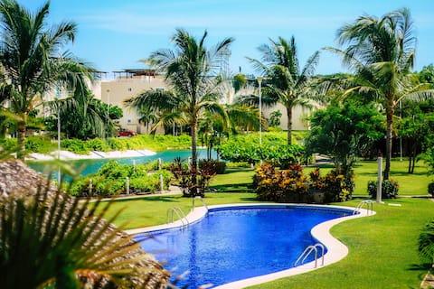 ⭐ Depa de Lujo en Acapulco Diamante
