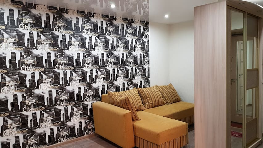 Apartment for fans of the world Cup
