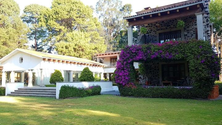 Stunning Private Mexican-Mediterranean Villa