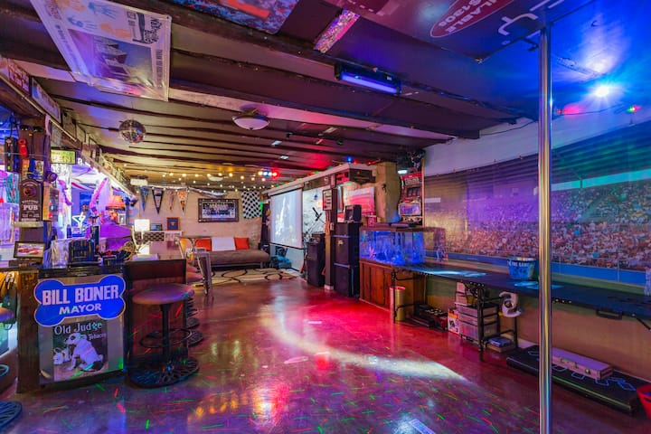 Best Man Cave Ever