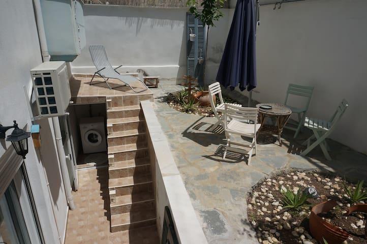 Backyard apartment