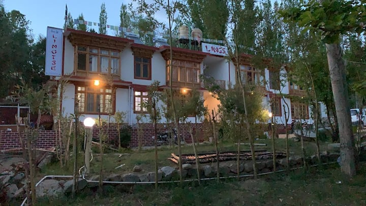 Lingtse - A Peaceful Place to Stay