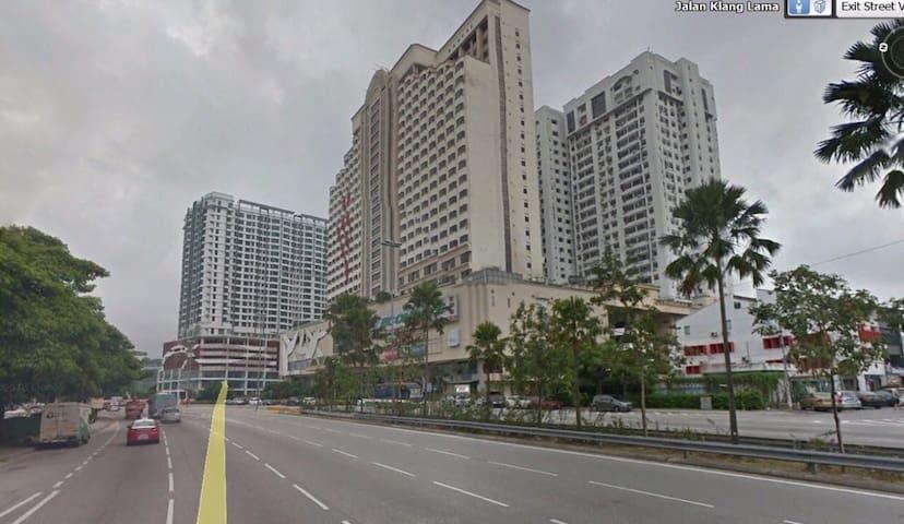 Spacious 3room Pearl Point Condo - Kuala Lumpur - Condominium
