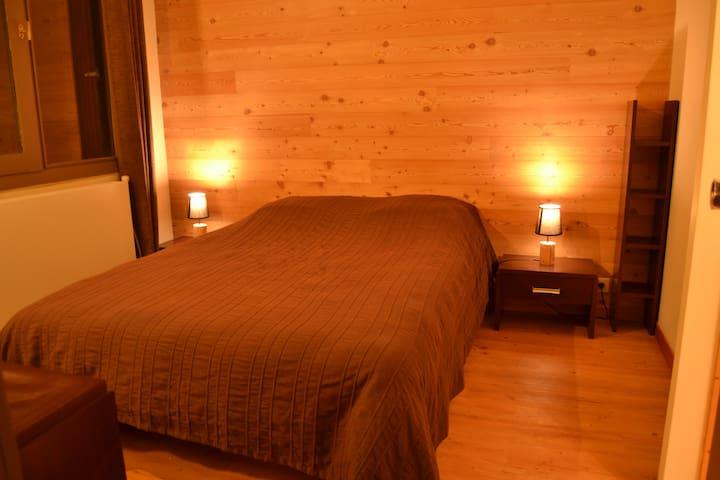 Magnifique appartement avec chambre - Serre Chevalier, Chantemerle, Saint Chaffrey