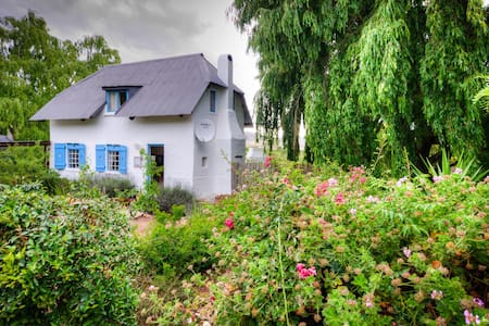 Little Oak Cottage - Greyton - Hus