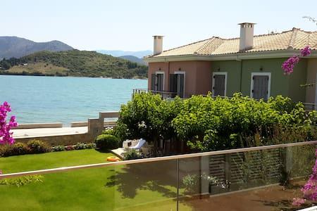 Seafront ThalassaMare  villas - Lefkas