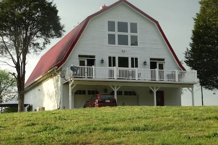 Barn Efficiency Apartment - Knoxville - Byt