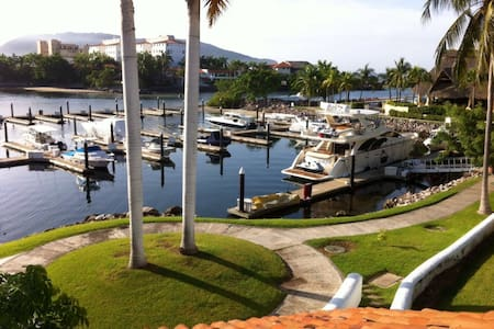 Porto Ixtapa Marina Front Villa - Zihuatanejo - Villa