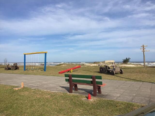 Casa de praia no Paraíso de Torres