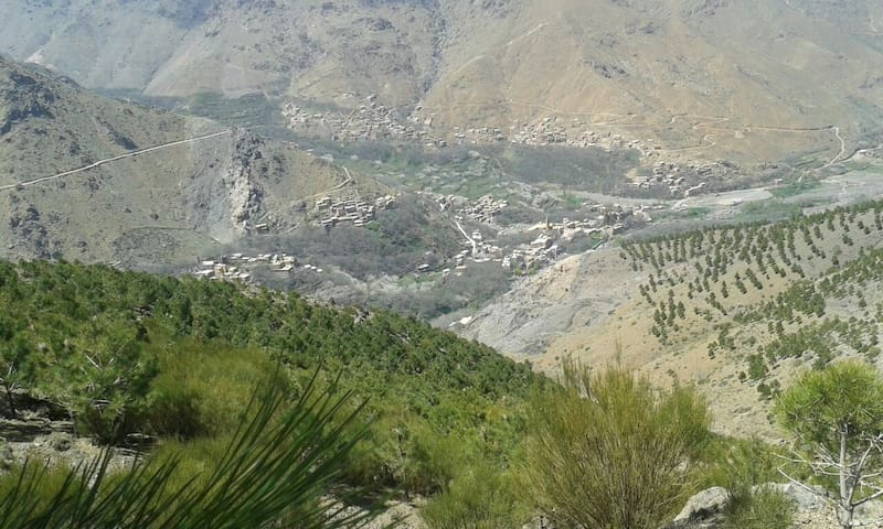 Hostle in beautiful village - Imlil - Casa