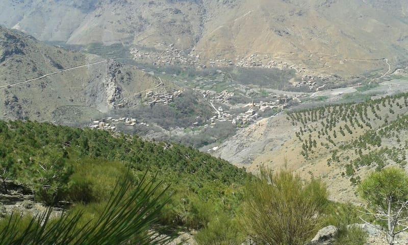 Hostle in beautiful village - Imlil - Huis