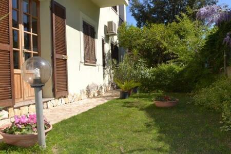 Camera doppia Villa san Pietro Aiosardegna Vacanze - Villa San Pietro - Szoba reggelivel