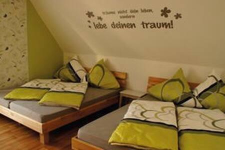 Ferienhaus em Biehl, (Ehingen-Frankenhofen), Ferienhaus, 200qm, 5 Schlafzimmer, max. 16 Personen