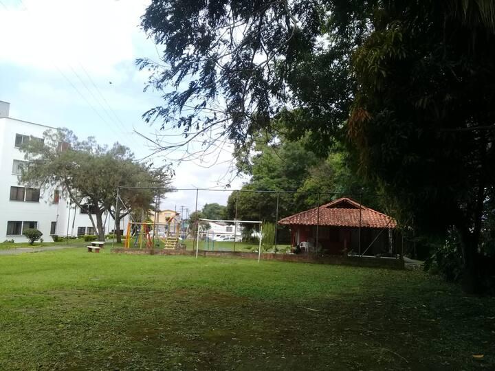 Habitación privada, Centro geográfico de Pereira