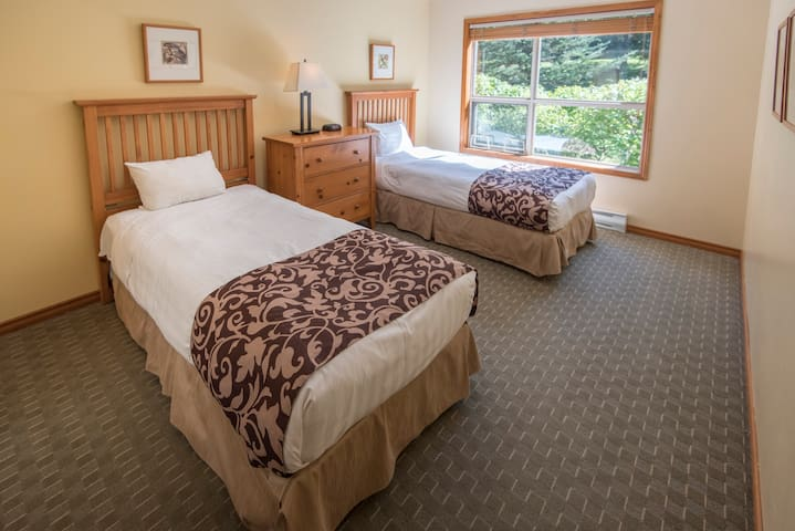 Second Bedroom with Two Twin Beds - #247