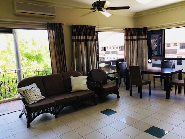 [Mayflower] 舒适温馨的复式3房海滨公寓 No.2