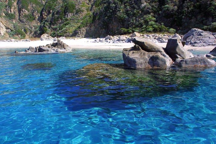 Villini Macrì sul mare - Parghelia - Rivitalo