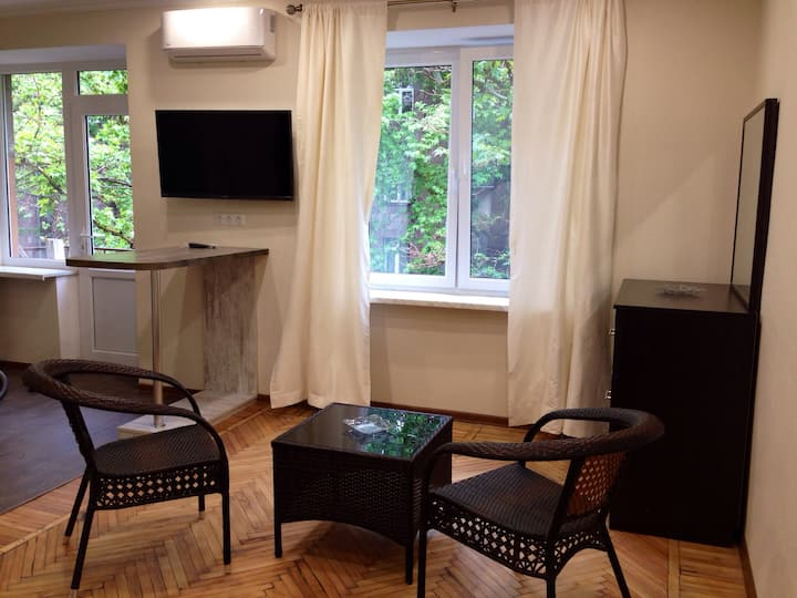 Studio Apartment in the Heart of Yerevan