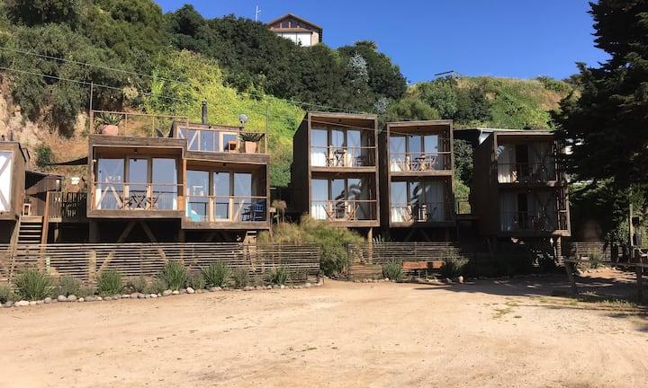La Ritoqueña ecofriendly hotel de playa