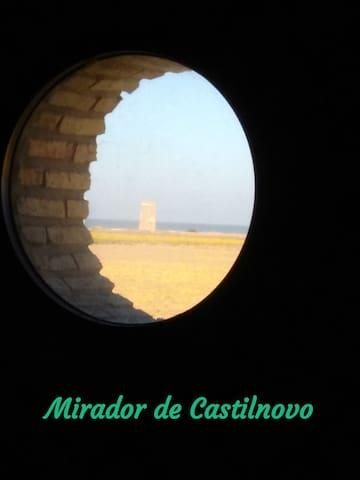 Mirador de Castilnovo relax, El Palmar
