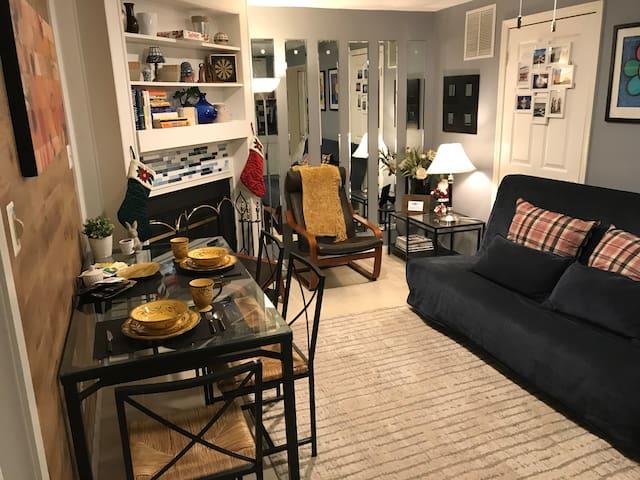 Cozy Backyard Suite