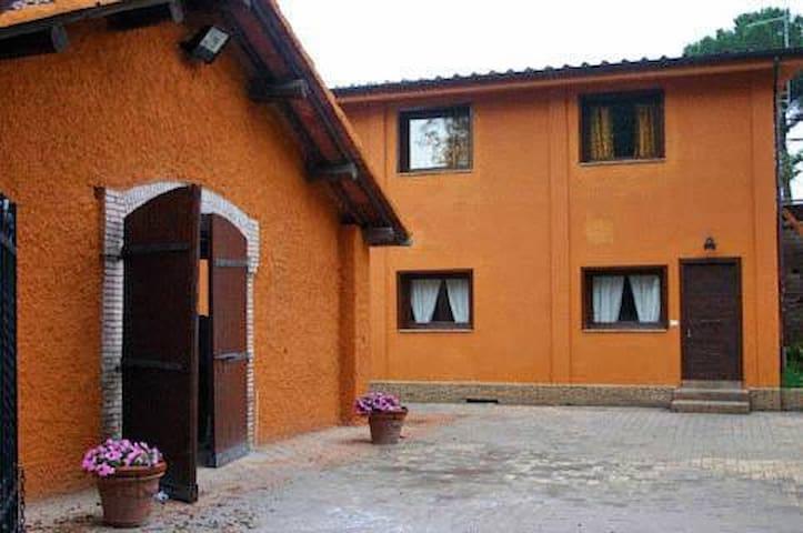 Appartamentino nel verde ad un passo da Roma - Metropolitan City of Rome - Daire