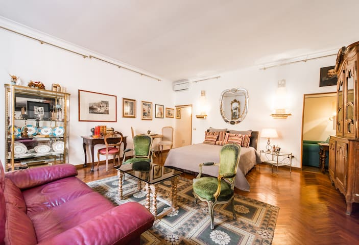 Charming and Elegant Apartment near Spanish Steps