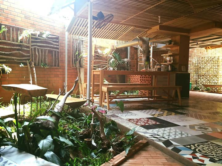 -20% - PEACE House Phu Quoc - Entire house 4BR