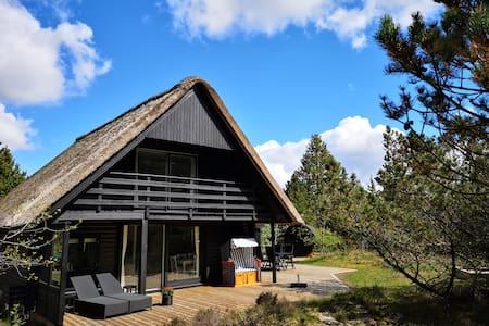 Rømø, Thulevej 14, Saunahytte, UNESCO, 6 Personer,